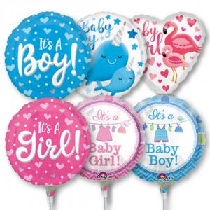 Geboorte, Babyshower en Gender Reveal