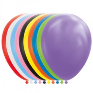Ballonnen op Kleur
