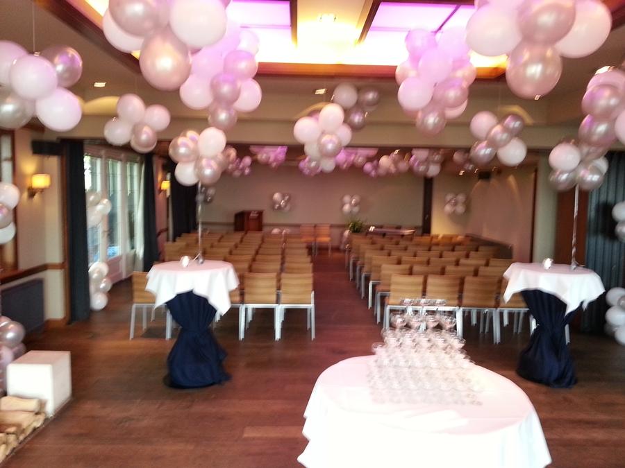 Nieuw De Feesthoek - Voor uw ballondecoratie bij Boathouse Almere ZE-54