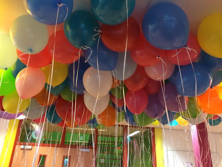 Helium Ballonnen Gekleurd