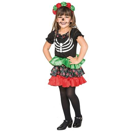 Kinderkleding 2 Jaar.Kinderkleding Halloween Jurk Maat 86 1 2 Jaar Meisje Feesthoek
