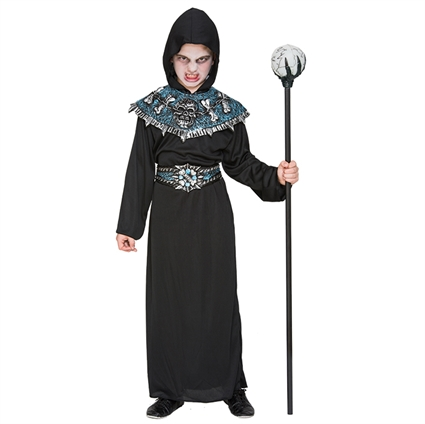 Halloween Pak.Kinderkleding Halloween Pak Maat 128 140 10 12 Jaar
