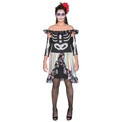 feestkleding dames halloween