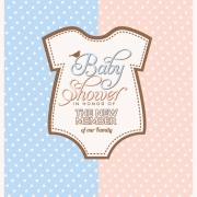 Baby Shower Neutraal