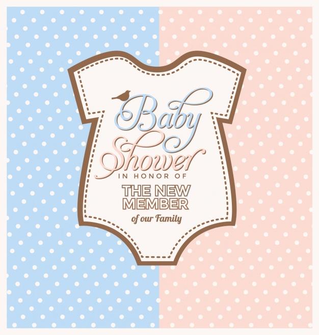Baby Shower Neutraal