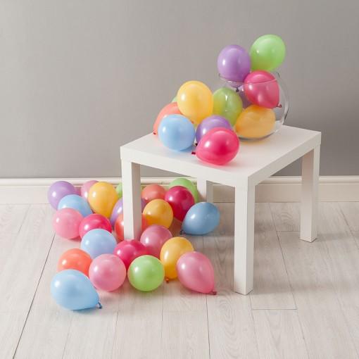 Onbedrukte ballonnen Pastel 5 inch