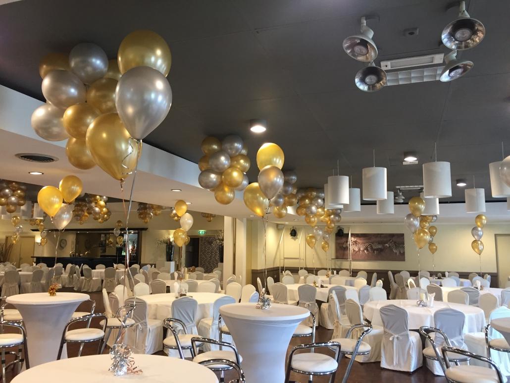Spiksplinternieuw Wij verzorgen uw complete ballondecoratie | De Feesthoek CR-96
