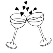 Bruiloften en echtvereniging