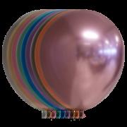 Chroomballonnen