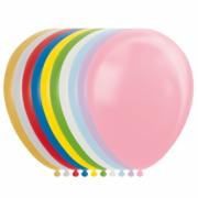 Onbedrukte Ballonnen Metallic 14 inch