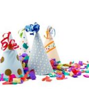 Verjaardag Benodigdheden