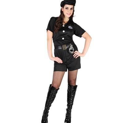 Carnavalskleding Dames Politie.Carnavalskleding Dames Feesthoek